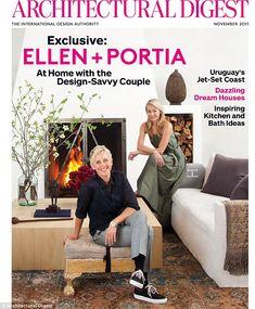 ellen degeneres street style | Selling a slice of paradise: Ellen DeGeneres and Portia De Rossi have ...
