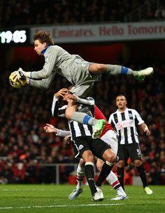 Tim Krul, Netherlands (Carlisle United FC, Falkirk FC, Newcastle United FC, Netherlands)