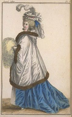 18th century ladies capes - Google Search