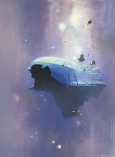 John Harris born 29 July 1948 in London England is a British artist and illustrator known for working in the science fiction genre His paintings have bee John John, Fantasy Concept Art, Fantasy Art, Fantasy Women, Sci Fi Kunst, Science Fiction Kunst, 70s Sci Fi Art, Sci Fi Spaceships, Classic Sci Fi