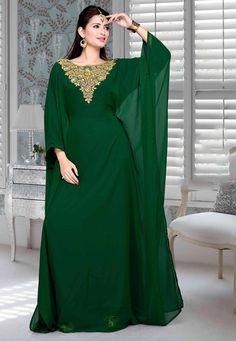 Kaftan Style, Caftan Dress, Modest Dresses, Trendy Dresses, Moroccan Dress, Princess Style, Princess Fashion, Islamic Clothing, Indian Outfits