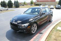 2014 Bmw 3Series 328dxDrive AWD 328d xDrive 4dr Sedan Sedan 4 Doors Black for sale in Schererville, IN Source: http://www.usedcarsgroup.com/used-bmw-for-sale-in-schererville-in