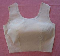 princess seams in a muslin http://www.craftsy.com/blog/2014/05/sewing-princess-seams/