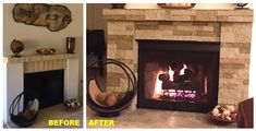 Blog | Airstone Airstone Backsplash, Building A House, New Homes, Flooring, Interior, Stone Walls, Projects, Blog, Fireplaces
