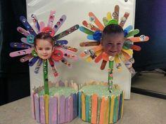 Kids crafts for grandparents day