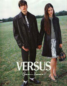Bruce Weber and Versace: A History | V Magazine