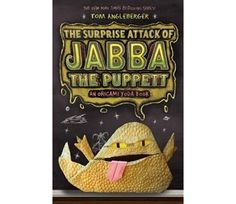 The Surprise Attack Of Jabba The Puppett: An Origami Yoda Book