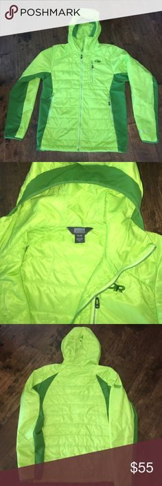 OUTDOOR RESEARCH jacket OUTDOOR RESEARCH jacket. Men's Med. Mint condition. Outdoor Research Jackets & Coats Puffers