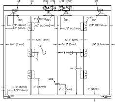 Ada Door Clearance Requirements Bdcs Pinterest Doors