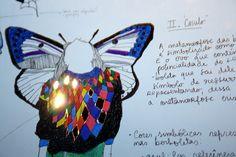 metamorfose - desenho II - 2015 , técnica mista & manuseamentode papel