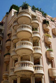 Monaco - Gorgeous Architecture