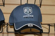 Dodge Truck Hat w/ Ram Logo...Come on in to Tucson Dodge at 4220 E 22nd St. SW Corner of 22nd & Columbus...or call 745-7915.