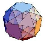 SnubCube from WolframMath World