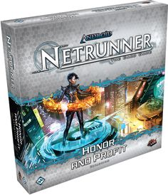 Android: Netrunner LCG - Honor and Profit
