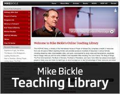 Mike Bickle Teachings
