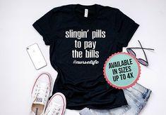 Nurse Shirt Nurse Tee Funny Nurse Shirt Funny Nurse