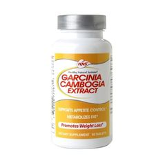 I'm learning all about Healthy Natural Systems Garcinia Cambogia Appetite Control, Capsules at @Influenster!