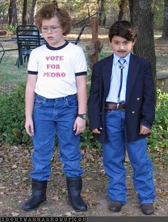 AHHH!!!! Definatly going to be Napoleon dynamite for Halloween. No question not. Legit.