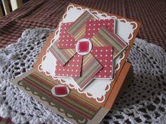 Pinwheel Easel card for Helen