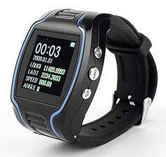 Montre traceur GPS: Plus qu'une montre, elle possède un bouton SOS pour aide d'urgence et un traceur GPS qui peut vous être bien utile pour surveiller votre enfant, un senior, votre véhicule ou même votre animal de compagnie, ou encore permettre à vos proches de savoir où vous vous situez à n'importe quel moment.  En paramétrant votre montre traceur GPS vous êtes alerté par un SMS et connaissez ainsi la localisation exacte du traceur. En Stock ➤…