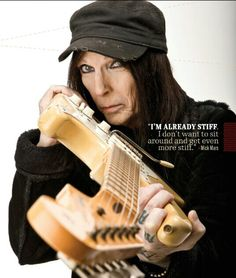 Mick Mars Music Pics, Music Stuff, Rock Music Quotes, Mick Mars, Best Guitarist, Rock News, Fender Stratocaster, Nikki Sixx, Oldies But Goodies