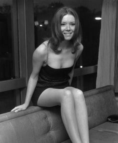The 15 Hottest Bond Girls Ever (14 images) #11 Diana Rigg as Tracy Bond, On Her Majesty's Secret Service (1963) The only woman to ever tempt Bond into matrimony. We can see why.