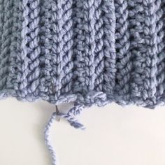 Pattern Notes The and the beginning of each row counts as one stitch. Starting with Row work into the back loop only for a ribbed look. Chunky Crochet Hat, Double Crochet, Knitted Hat, Sunflower Crafts, Come Undone, Faux Fur Pom Pom, Crochet Slippers, Yarn Over, Crochet Hooks