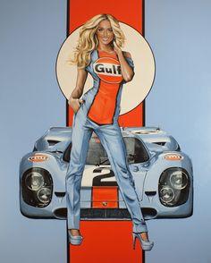 Gulf Racing.