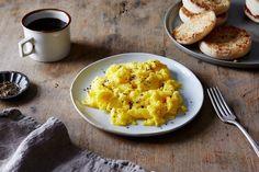 Magic 15-Second Creamy Scrambled Eggs