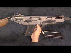 A Closer Look at the Techno Arms Mag-7 Shotgun