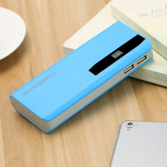 Wopow Power Bank Shell Portable External Case Cover 18650 Battery Charger Power Supply For Android Phones For IOS Alternative Energy Sources, 18650 Battery, Lead Acid Battery, Portable Charger, Usb Flash Drive, Android Phones, Ios, Shell, Mobiles