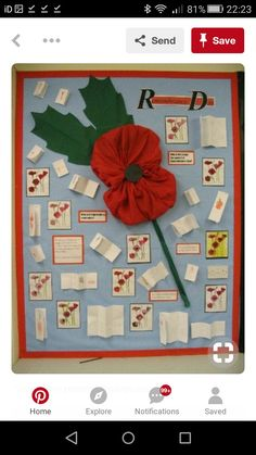 Remembrance Day, Ww2, School Ideas, Projects To Try, Classroom, Display, Frame, Decor, Class Room