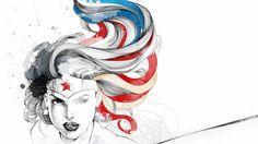 Wallpaers DC comics - Identi