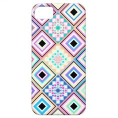 Pastel Native Inspired iPhone 5 Cases