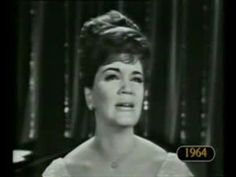 This was a voice, Connie Francis
