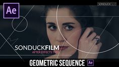 After Effects Tutorial: Geometric Sequence with Animated Lines