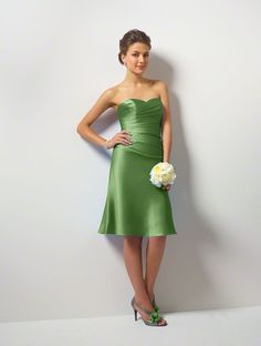 Alfred Angelo's Style 7041S in forest