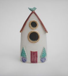 Home is where.....A ceramic house £28.00