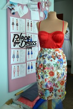 Design your own dress at www.placefordress.com