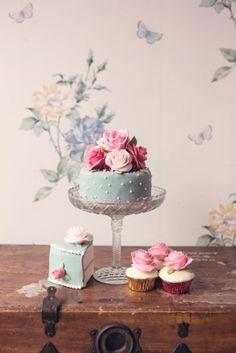 Cath Kidston Inspired Cakes