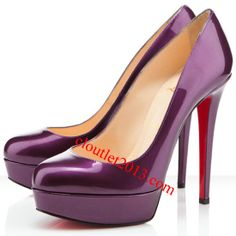 Christian Louboutin shoes/ cl heels  $91.66...LOVE the color