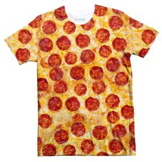 Party Pizza Tee – Shelfies - Outrageous Clothing