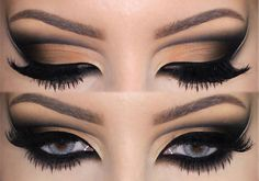 agradable maquillaje arabe mejores equipos