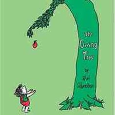 THE GIVING TREE ~ Another personal favorite book of mine growing up, with a sweet message of caring for others, sharing & generosity at its very best~A True Classic~