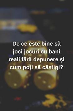 De ce este bine să joci jocuri cu bani reali fără depunere și cum poți să câștigi?  #jocuri #jocuricalaaparate #Romania #bani #casino News, Movie Posters, Movies, Films, Film Poster, Cinema, Movie, Film, Movie Quotes