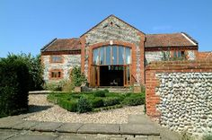 Want to eventually live in a converted barn