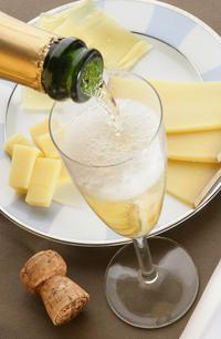 Questions de goût : Comté et Champagne