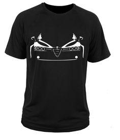 T Shirt T-Shirt Alfa Romeo 159 Turbo