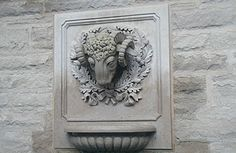 A custom carved rams head See it in Issue No.3 http://artisanalspecs.blogspot.com/2012/08/written-in-stone-richard-carbino-talks.html