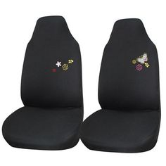 Furnistar 4-Piece Car Vehicle Protective Seat Covers